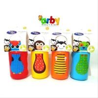 BABY SAFE BOTTLE SILICONE SPOUT - Botol Sedotan Anak - 300ml