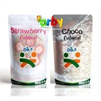AIKO Oatmeal Makanan untuk Bayi hingga Manula