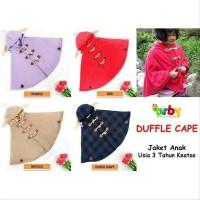 Cuddle Me DUFFLE Cape - Jaket Anak 3 Tahun Keatas