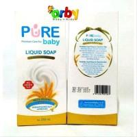 Purebaby Liquid Soap - Sabun Cair untuk Bayi Kulit Sensitive - 230ml