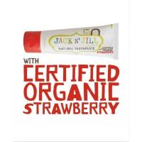 Jack n' Jill Strawberry Toothpaste (Odol Organik) - 50g