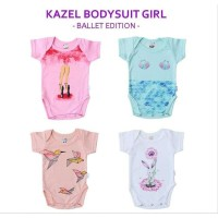 KAZEL Bodysuit 4IN1 - BALLET - Jumper Bayi