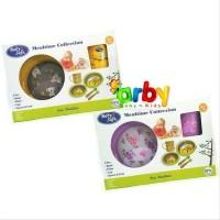 Baby Safe Feeding Mealtime Collection - Set Alat Makan Bayi - BPA Free