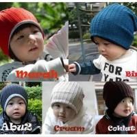 Topi Bayi - Topi Anak Kupluk MJ