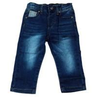 Jeans Bayi Biru Tebal