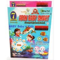 Abon Bayi / Anak Ikan Salmon Baby Smart
