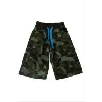 Celana Pendek Cargo Anak - Hijau