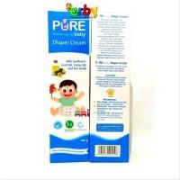 Purebaby Diaper Cream - 100gr