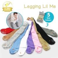 Lil Me & Friend Legging Bayi Polos