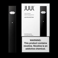 JuuI Basic Kit Hitam Onyx Limited Edition Original