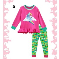 Piyama Little Pony Pink Rainbow (Pi0095) Item Spesial