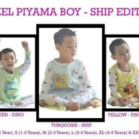 Kazel Piyama Boy Ship Edition List Terbaik