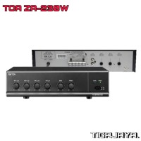 Ampli TOA / Amplifier /Mixer Amplifier TOA ZA 230 W / 230W (30w)