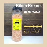 MAKANAN RINGAN / CEMILAN / BIHUN KREMES / Keju Manis