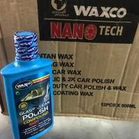 waxco glass cleaner polish