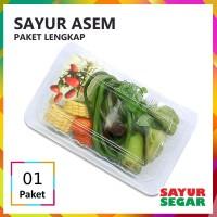 SAYUR ASEM - PAKET LENGKAP [1 Pack]