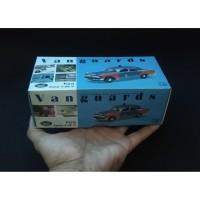 Vanguard VA60001 Ford Zephry 4 MK III RARE not Maisto Burago