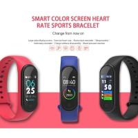 Smart Watch M4+ OLED Fitness Heart Rate Bracelet Waterproof Mi Band 4