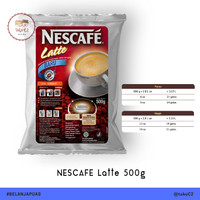 NESCAFE Latte 500gr