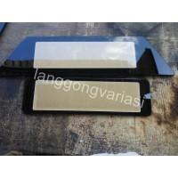 Cover Plat Nomor Acrylic Akrilik Cembung suzuki ignis