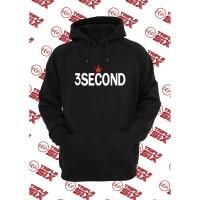 Jaket Hoodie PREMIUM 3Second 3 second Keren