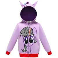 Jaket Anak My Little Pony Twilight Sparkle JA-12