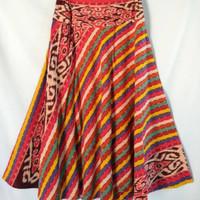 rok tenun ikat blanket troso (etnik) 081