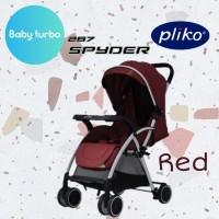 Baby Stroller Pliko Spyder 287