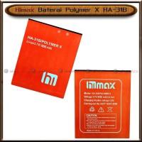 Baterai Himax Polymer X HA-31B HA31B Double Power Batre Batrai HP
