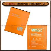 Baterai Himax Polymer 2 Double Power Batre Batrai HP
