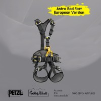 Fullbody Harness Astro Bod Fast European Version Petzl
