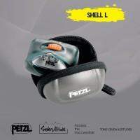 Shell l Petzl Tempat Headlamp Carrying Case