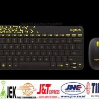 Keyboard Wireless Combo Logitech MK240 Nano Garans SXfx16611