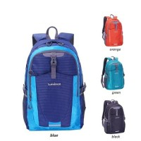 """Luminox New Arrival Tas Ransel Laptop Kasual Backpack Up to 14"""" 35ltr"""