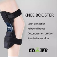Penahan Beban Lutut - Knee Support -Booster Spring Knee Brace Support