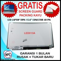 LCD LED LAPTOP 15.6 INCH SLIM CONECTOR 40 PIN