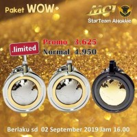 Paket Kalung MCI Limited Edition
