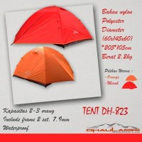Tenda Dhaulagiri kap 2-3 person