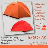 Tenda Dhaulagiri kap 4-5 person