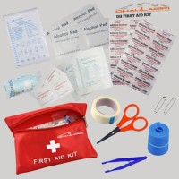 First aid kit p3k