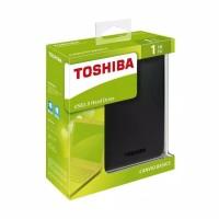 "Toshiba Canvio Basic 1TB - HD/ HDD/ Hardisk Eksternal 2.5"""
