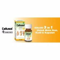 Callusol 10ml (Obat Kapalan, Kutil dan Mata Ikan)
