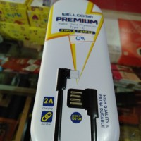 kabel data type c premium fast charging
