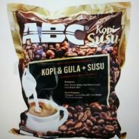 ABC Kopi Plus Susu 20 x 31g