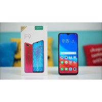 OPPO F9 4GB+64GB Blue Smartphone Android 8.1 25 MP