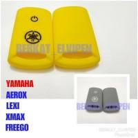 Sarung Remote Kondom Kunci Keyless Yamaha Aerox 155 / Xmax 250 / Lexi