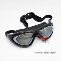 Kacamata Renang Minus Big Frame (Myopia) - Swim Goggles Berkualitas,-