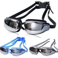 Kacamata Renang Dewasa Anti Fog & Uv Protection Ruihe Rh9200 Original