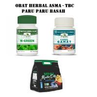 Obat Herbal Asma TBC Paru Paru Basah Alami Manjur untuk Dewasa