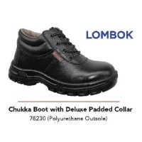 Safety Shoes/ Sepatu KENT LOMBOK